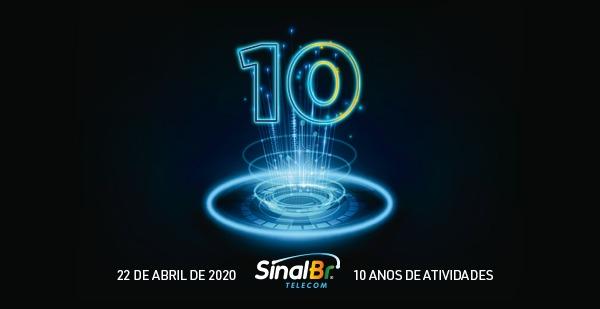 10 Anos Sinal Br