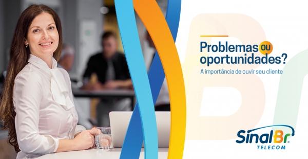 Problemas ou oportunidades?