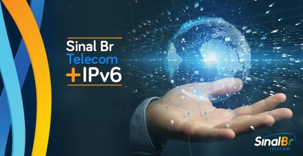 Sinal Br + IPv6