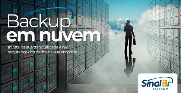 As vantagens do Backup em Nuvem